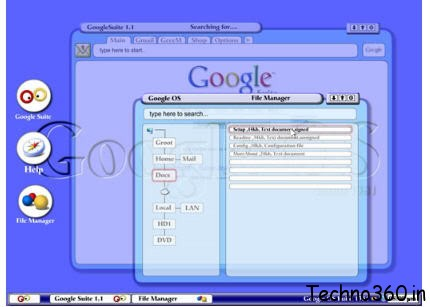 Google Announces the Google Chrome OS