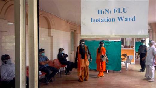First swine flu Death in India
