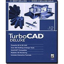 TurboCAD-Deluxe-121 Download TurboCAD Deluxe 12 for free