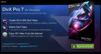Divx Pro 7