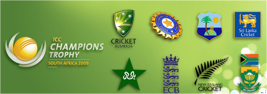 7 Ways to Watch Live ICC Champions Trophy 2009 Online for Free!