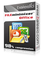 FILEminimizer Office 5 box