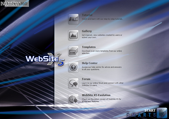 WebSite-X5-Smart-v-8.0.91 Download WebSite X5 Smart v8.0.9 for Free