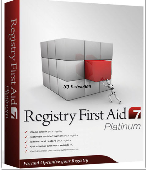 Download Registry First Aid 7.1 Platinum for Free