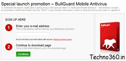 bullguard-antivirus-license-key BullGuard Mobile Antivirus for Free