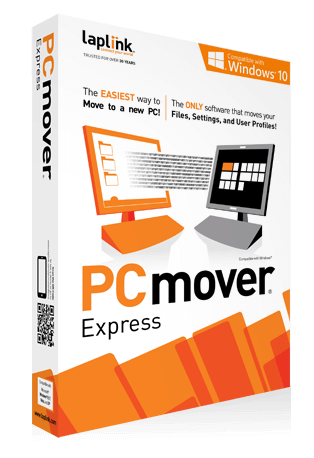 laplink pcmover express box