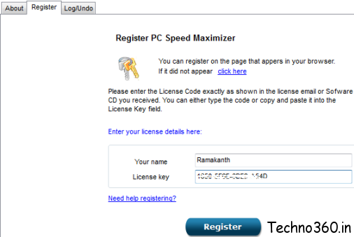 PC Speed Maximizer License key Crack And Serial Key
