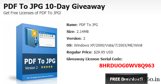PDF To JPG : Free PDF To Image Conversion Tool