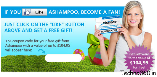 Ashampoo-promos 5 Ashampoo softwares for Free