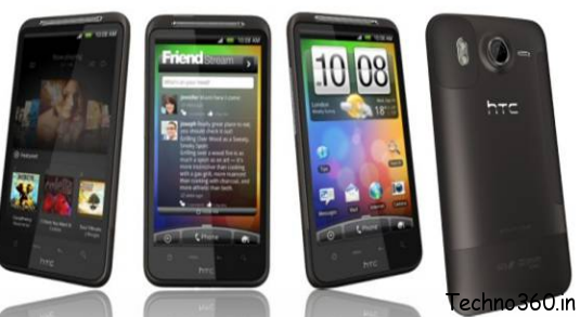 HTC-Desire-HD HTC Desire HD Gingerbread stable update leaked