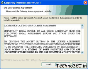 Kaspersky Internet Security 2011 free for Life