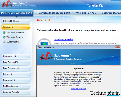 Download Tuneup Kit 5.1 for Free