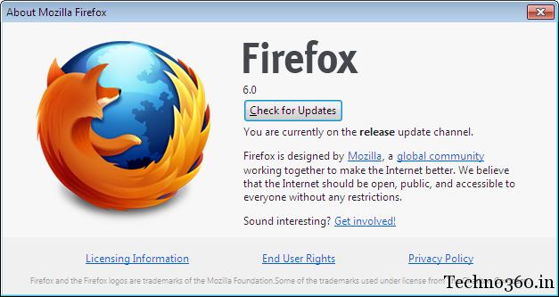 Firefox 6 Final released