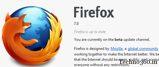 Firefox 7 beta now available