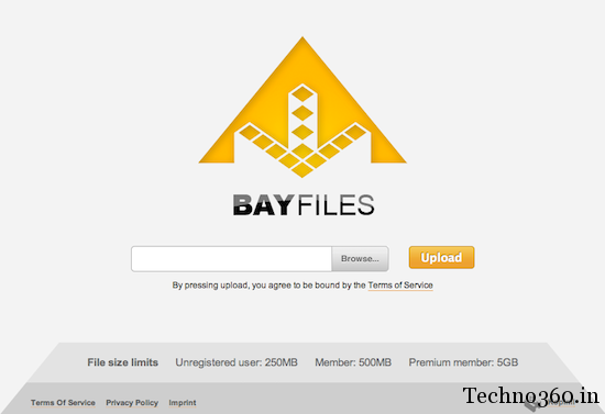 Pirate Bay founders launched New File hosting site