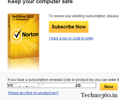 Norton-Antivirus-2012-product-key Norton AntiVirus 2012 Free 180 days License