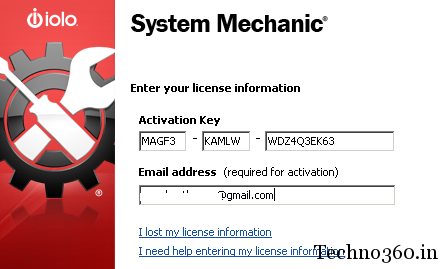 System Mechanic 10 6 Free 6 Months License