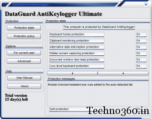 11-300x235 Dataguard Antikeylogger Ultimate: Review and Unlimited Lifetime License Giveaway for 7 days
