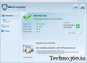UnThreat AntiVirus Free released