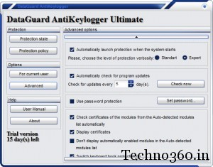 22-300x235 Dataguard Antikeylogger Ultimate: Review and Unlimited Lifetime License Giveaway for 7 days