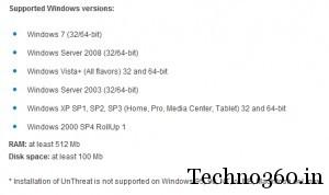 35-300x178 UnThreat AntiVirus Free released