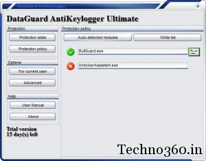 7-300x235 Dataguard Antikeylogger Ultimate: Review and Unlimited Lifetime License Giveaway for 7 days