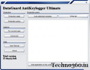 9-300x235 Dataguard Antikeylogger Ultimate: Review and Unlimited Lifetime License Giveaway for 7 days