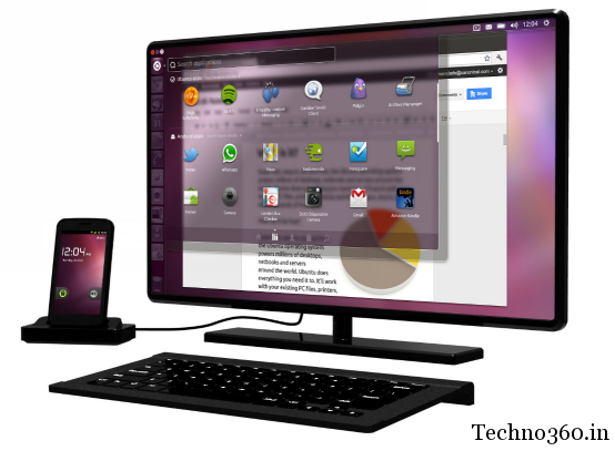 UBUNTU FOR ANDROID ANNOUNCED