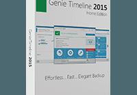 Genie Timeline Home 2015 box