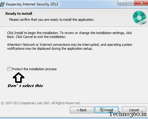 Kaspersky Internet Security 2012 Free 1 year License