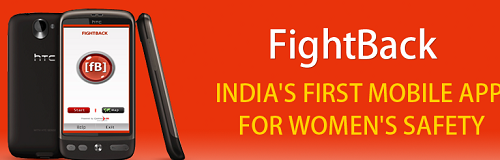 FightBack: Mobile app for Women Safety