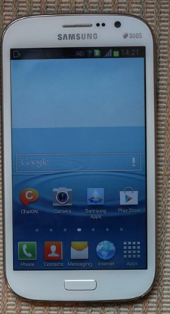 Samsung Galaxy Grand Duos I9082 Available in India at RS 21,500