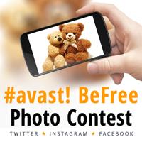 avast be free photo contest