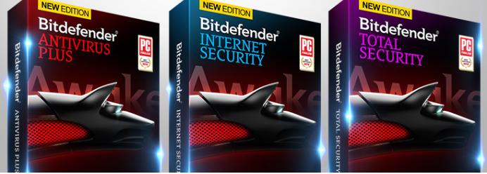 Bitdefender new product line