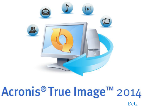Acronis True Image 2014 Beta