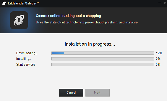 bitdefender safepay desktop app