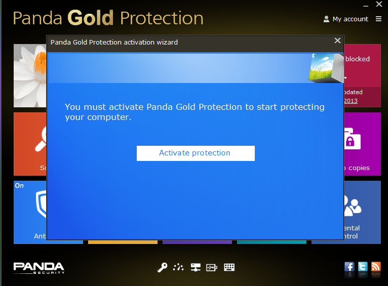 panda-gold-license Panda Gold Protection Free for 6 Months