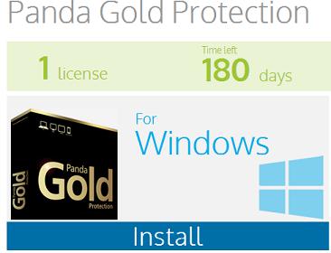 panda gold protection 2014