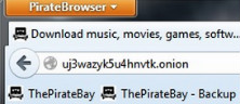 The PirateBrowser