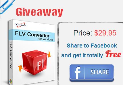 Xilisoft FLV Converter