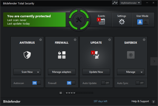 Bitdefender Total Security 2014