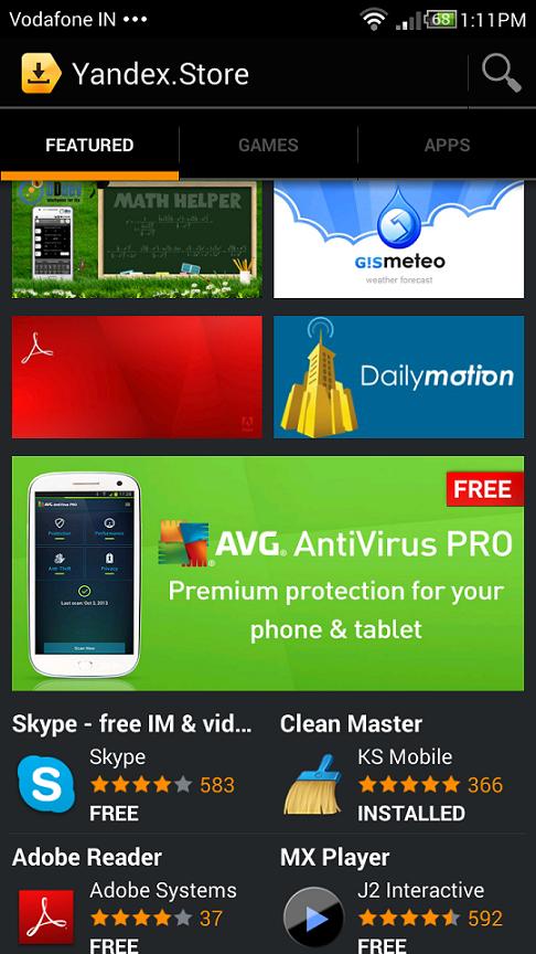 AVG antivirus android pro free