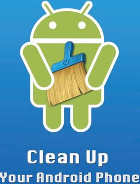 clean up your android phone