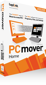 PCmover Home