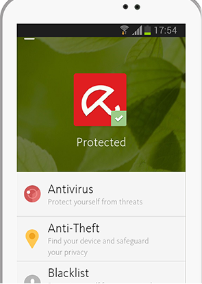 Avira for android