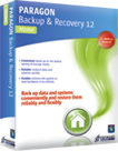 Paragon Backup and Recovery 12