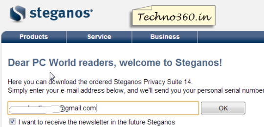 Steganos Privacy Suite 14 license