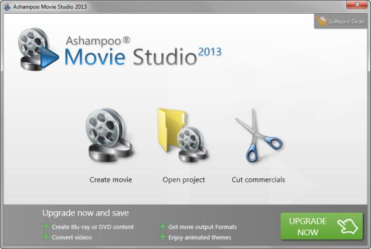 Ashampoo Movie Studio 2013