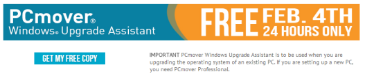 pc mover windows upgrade assistant