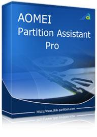 Aomei Partition Assistant Pro free